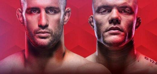UFC Fight Night 138 – кард, время и участники