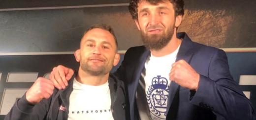 Два бойца вместе
