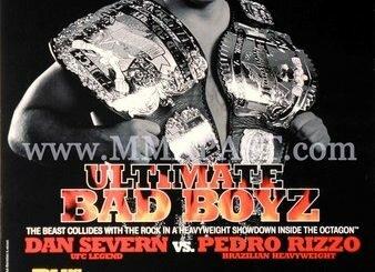 UFC 27: Ultimate Bad Boyz