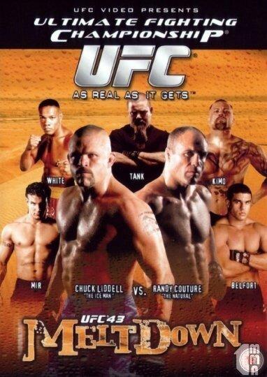 UFC 43: Meltdown