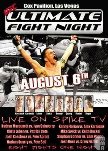 UFC Ultimate Fight Night 1